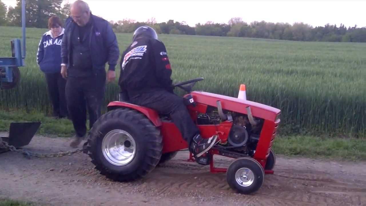 Garden Tractor Pulling Youtube