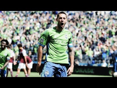 The best of Clint Dempsey's terrific display against the Colorado Rapids