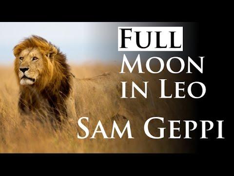 Full Moon in Leo - March 12