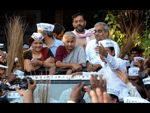 AAP should lead the Nation - Medha Patkar