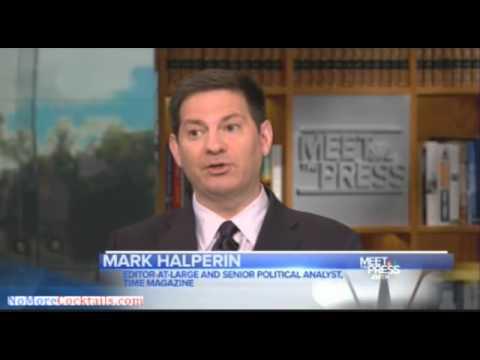 Mark Halperin: Chris Christie is magical