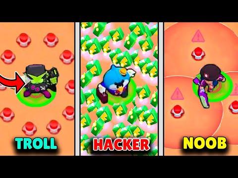 TROLL vs HACKER vs NOOB | Funny Moments, Glitches & Fails #38