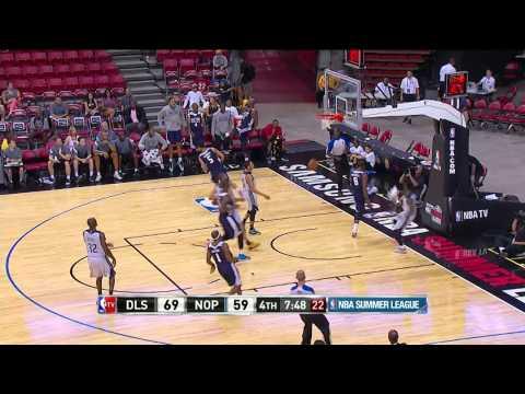 NBA Summer League: D-League Select vs New Orleans Pelicans