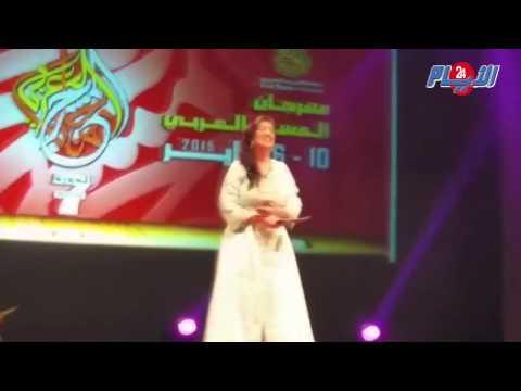 صوت دنيا بوطازوت يصدح في مسرح محمد الخامس