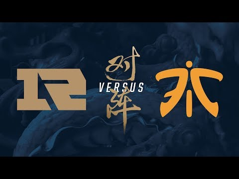 RNG vs. FNC | Quarterfinals Game 4 | 2017 World Championship | Royal Never Give Up vs Fnatic