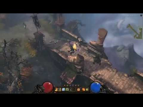 Diablo III Gameplay (Part 2 of 2)