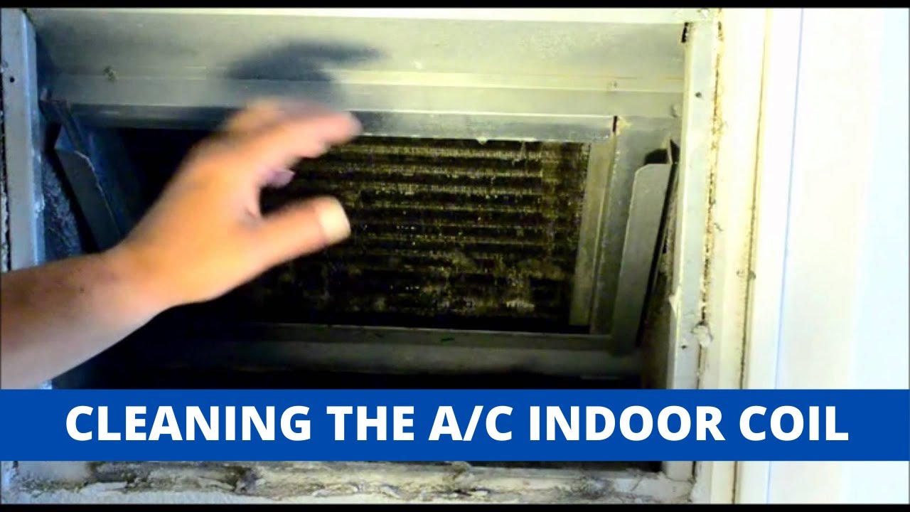 Indoor Coil Cleaning   #9A5C31