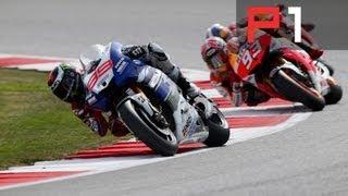 MASSIVE MotoGP Battle: Jorge Lorenzo Vs Marc Márquez