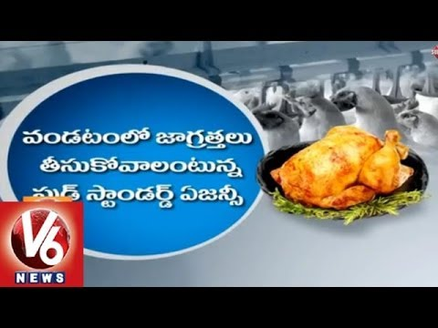 Food Standard Agency (FSA) warns against washing raw chicken before cooking