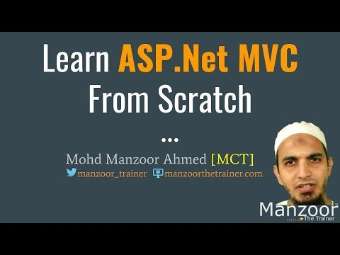 Creating List And Details In MVC (Asp.Net MVC Part - 19)