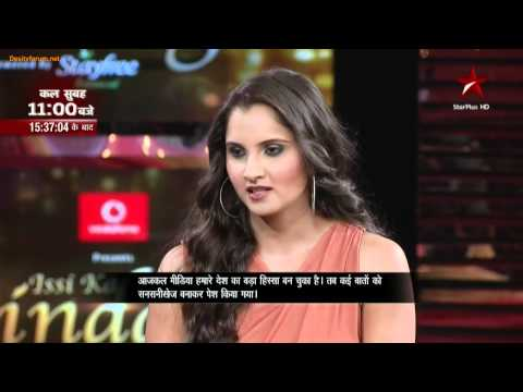 Issi Ka Naam Zindagi [Sania Mirza]720p *HD*- 5th May 2012 Part2