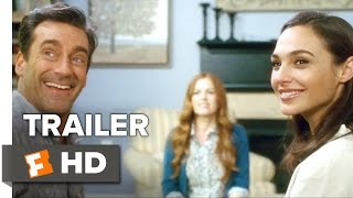 Keeping Up with the Joneses Official Trailer #1 (2016) - Isla Fisher, Gal Gadot Movie HD