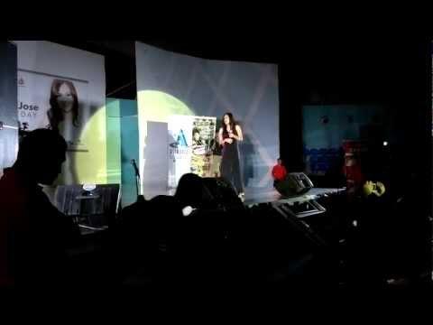 Bakit Ngayon - Julie Anne San Jose (Fans Day) - Nokia N8 HD 720p Stereo