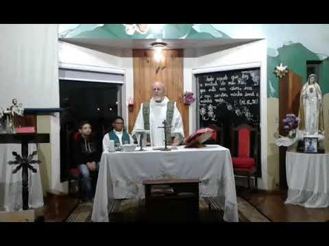 Santa Missa | 08.07.2020 | Quarta-feira | Padre José Sometti | ANSPAZ