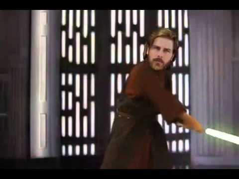 Tom cruise also in Star Wars