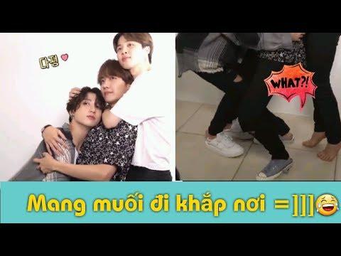 Mang muối đi khắp nơi =)))😂 | BTS funny moments