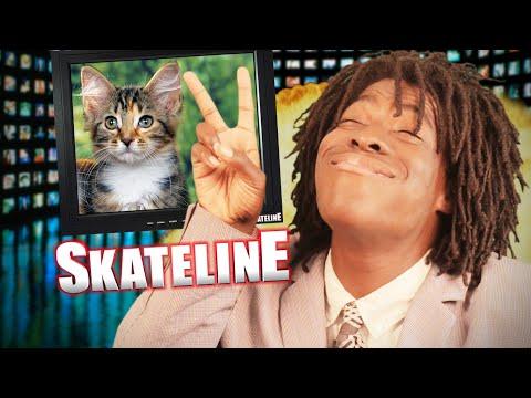 SKATELINE - Cyril Jackson Pro, Rock & Roll Tutorial, Woman Sacks Rail, Malto Breaking & more