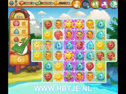 Farm Heroes Saga level 187