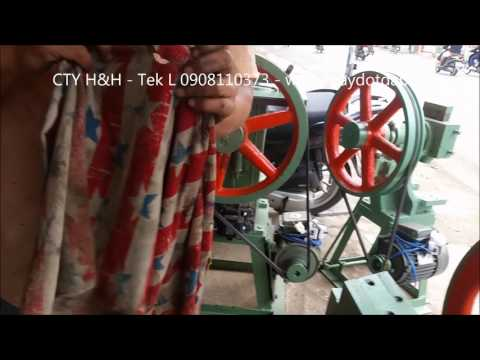 Máy đục lỗ rèm cửa H&H999