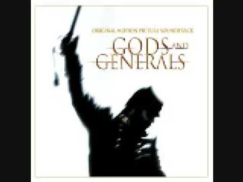"""Gods and Generals- These Brave Irishmen, Music from the soundtrack to """"Gods and Generals"""", composed by John Frizzell and Randy Edelman. """"Gods and Generals"""" is a 2003 American film directed by Ronald F. Maxwell."""