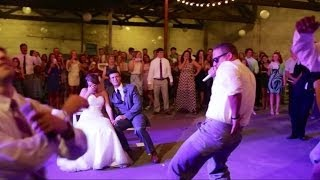 [Shocking Rap Stuns the Bride and Everyone Around!] Video