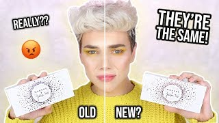 REALLY MORPHE?? WTF? Jaclyn Hill Vault Collection OLD VS. NEW!