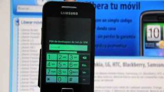 Liberar Samsung S5830 Galaxy Ace Sin Perder Datos, Movical