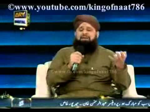 Roshan o rakshan(mili nagma) by owais raza qadri on independence day