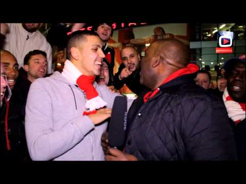 Arsenal 2 Tottenham Hotspurs 0 - Adebayor Whats The Score - ArsenalFanTV.com