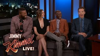 Avengers Cast Reveals Reaction When Visiting Comic Book Stores