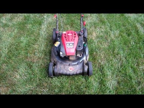 "Troy Bilt XP 21"" Lawn Mower 7.75 HP OHV Briggs & Stratton ..."