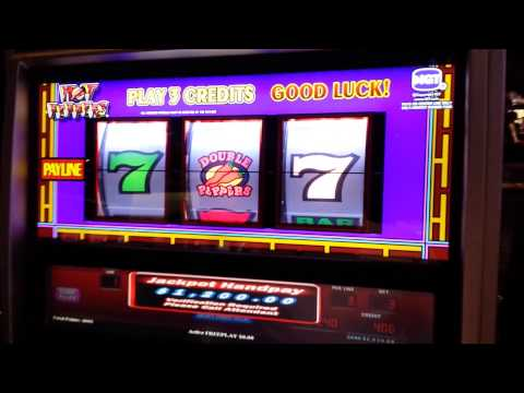 red hot dollar machine jackpots