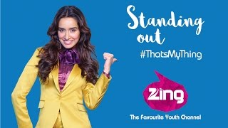 Zing That's My Thing - Standing Out