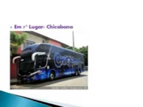 Os 10 Ônibus de Bandas Mais Bonitos do Brasil
