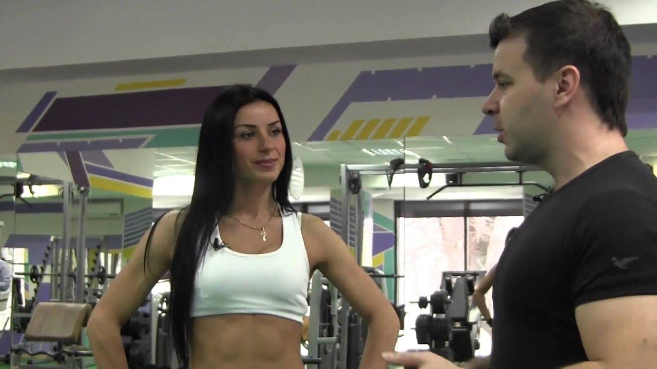 Упражнения для девушек в тренажерном зале картинки 14