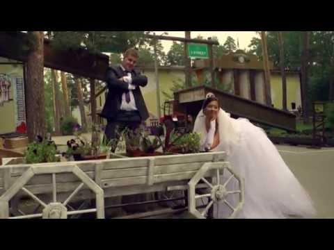 Свадебный клип.