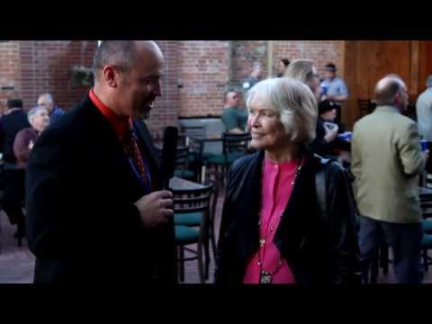 Ellen Burstyn BWFF VIP Reception at the Cajun Gator in Port Huron, MI