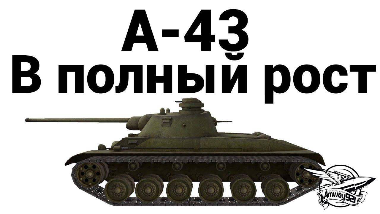 А-43 - В полный рост