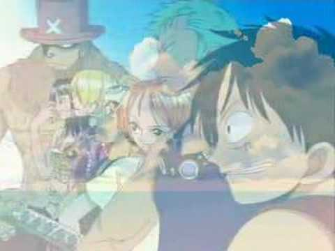 One Piece Ending 10 StrawHat Team (Faith) - YouTube