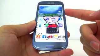 Hard Reset Galaxy S3 I9300 Como Formatar, Desbloquear