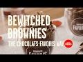 Bewitched brownies the Chocolats Favoris way