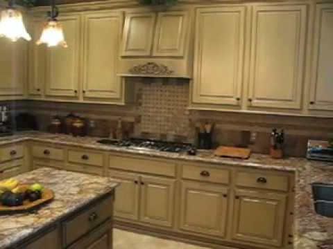 Kitchen Cabinets Makeover Before And After