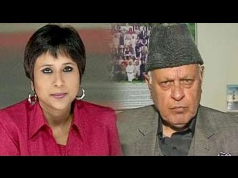 Don't meddle with Article 370: Farooq Abdullah to Modi