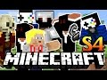 Minecraft Together S4 - #36 - Klon Suizid