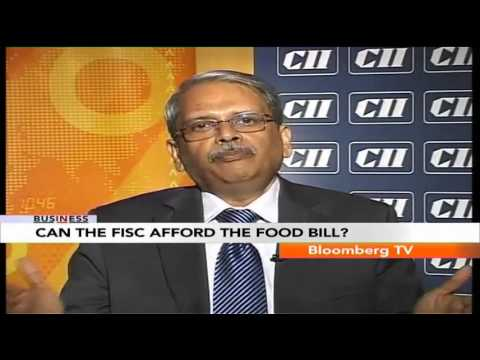 In Business - Welcome Food Security Bill: Kris Gopalakrishnan