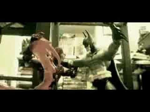 Бэтмен против Железного человека