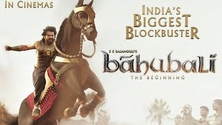 Baahubali – The Beginning Release 4K Trailer – Releasing on July 10th