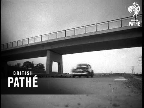 Motorway At Last (1959)