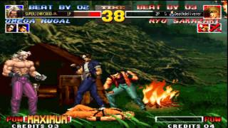 The King Of Fighters 95 PS3 Online Matches