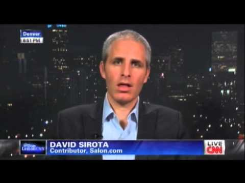 David Sirota: White Privilege and Mass Shootings